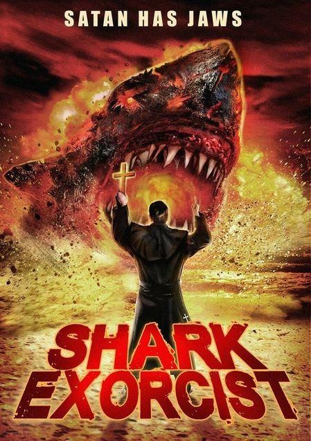 photo shark exorcist