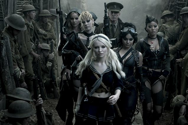 photo, Emily Browning, Abbie Cornish, Jamie Chung, Jena Malone, Vanessa Hudgens