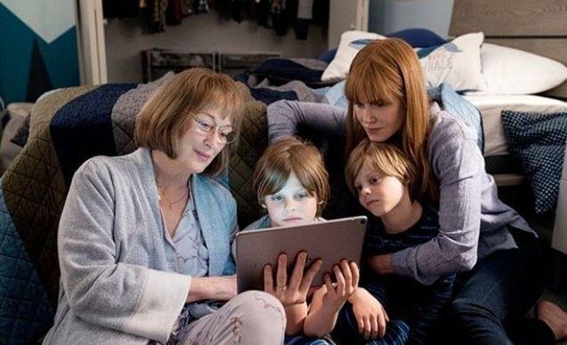 Photo Meryl Streep, Nicole Kidman