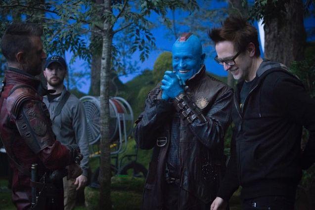 photo, Les Gardiens de la Galaxie Vol. 2