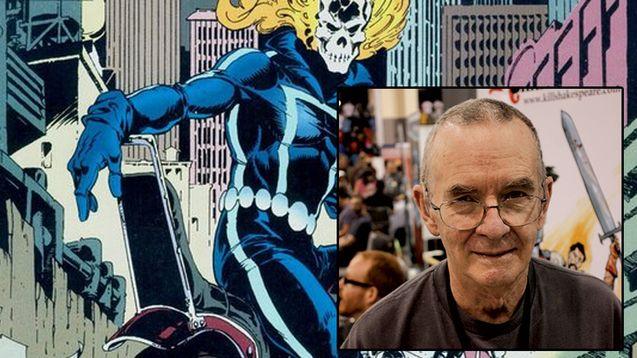 Gary Friedrich, co-créateur de Ghost Rider