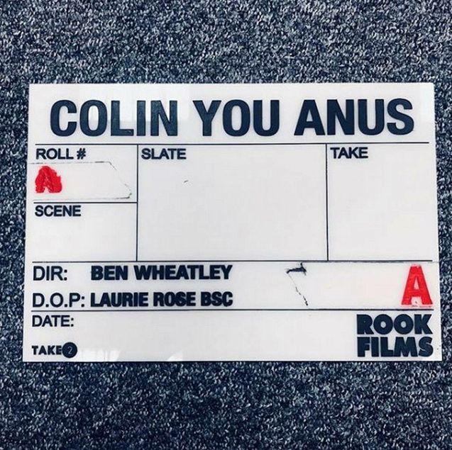 Photo instagram, premier titre du film