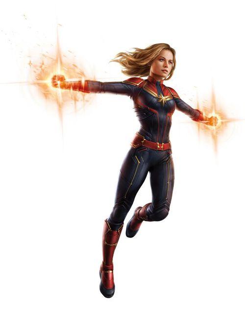 photo Captain Marvel