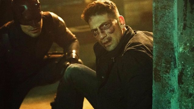 photo, Daredevil saison 2, Jon Bernthal