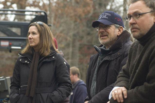 photo, Steven Spielberg