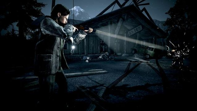 photo Alan Wake