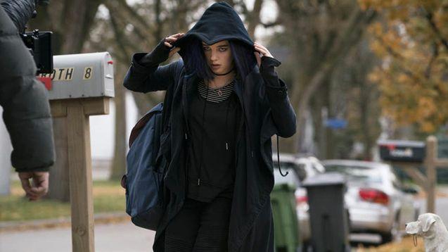 photo, Teagan Croft, Raven