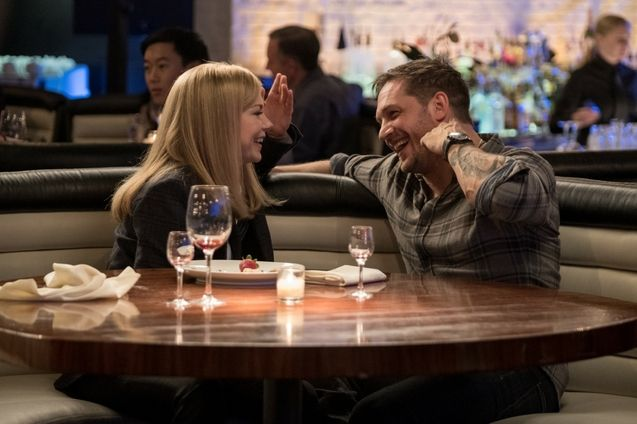 photo, Tom Hardy, Michelle Williams