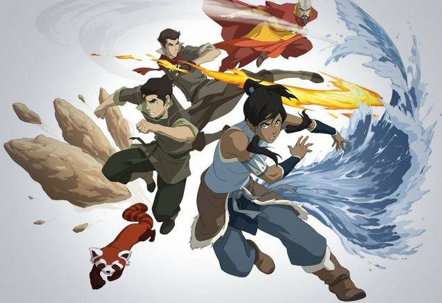 photo Avatar Legend of Korra