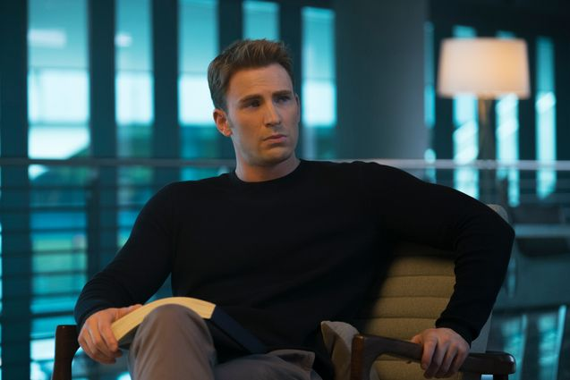 photo, Captain America : Civil War