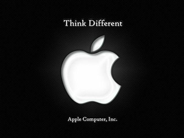 photo logo apple