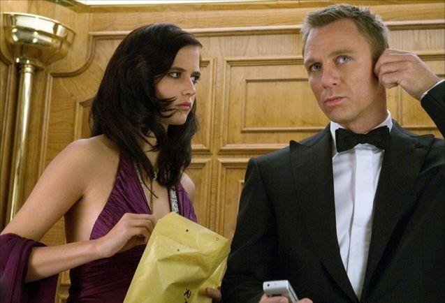 photo, Daniel Craig, Eva Green