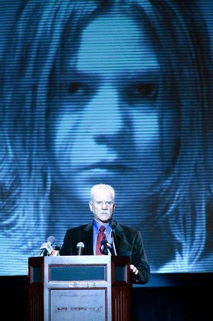photo, Malcolm McDowell