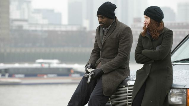 photo, Idris Elba, Ruth Wilson