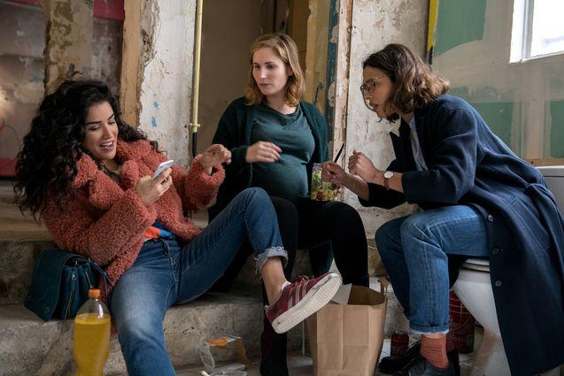 photo, Zita Hanrot, Sabrina Ouazani, Joséphine Drai