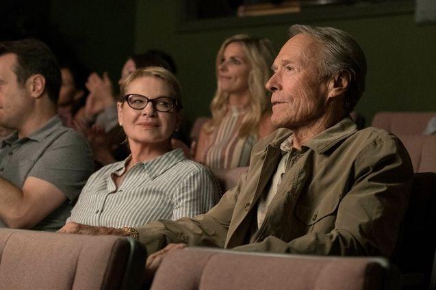 photo, Dianne Wiest, Clint Eastwood