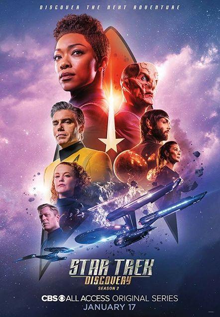 photo, Star Trek : Discovery saison 2, Star Trek : Discovery saison 2