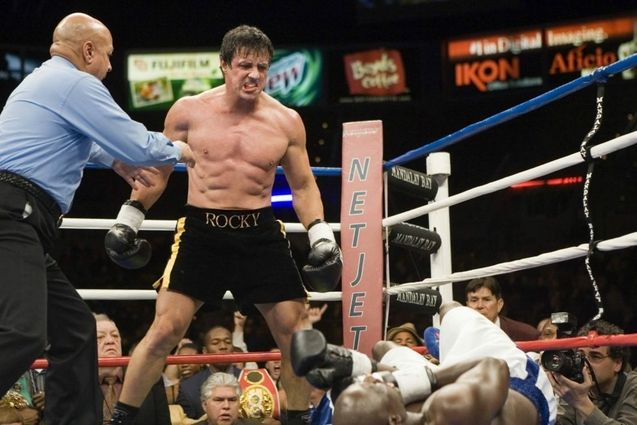 photo Rocky Balboa