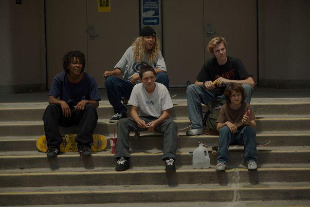 photo, Sunny Suljic, Na-kel Smith, Olan Prenatt, Gio Galicia, Ryder McLaughlin
