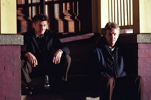 photo, Sean Penn, Tim Robbins