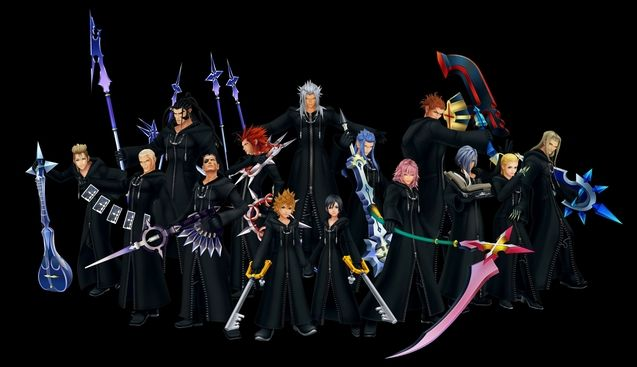 photo Kingdom Hearts 2