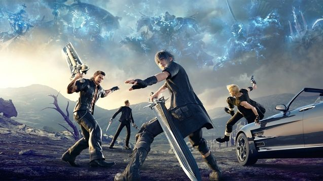 photo Final Fantasy XV