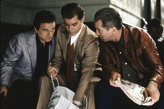 photo, Ray Liotta, Joe Pesci, Robert De Niro