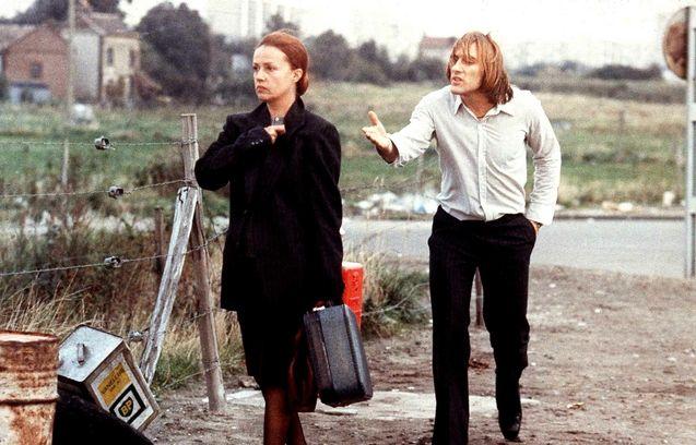 photo, Gérard Depardieu, Jeanne Moreau
