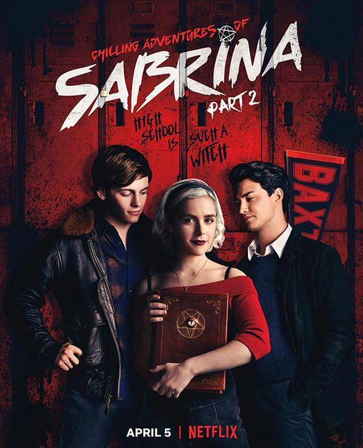 photo Affiche Sabrina