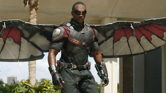 photo, Anthony Mackie