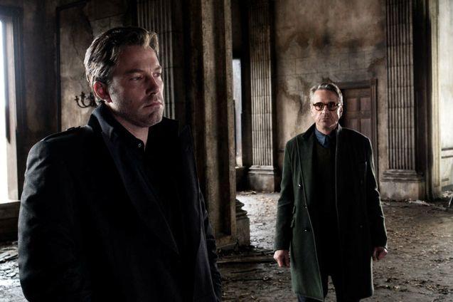 photo, Ben Affleck, Jeremy Irons