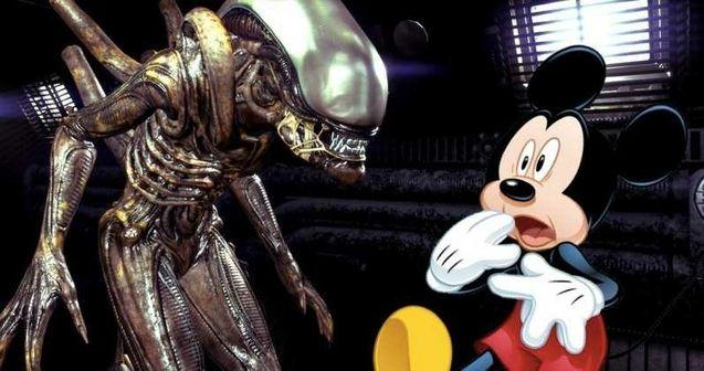photo Alien Disney