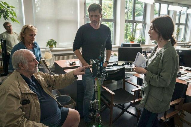 photo, Carice van Houten, Nikolaj Coster-Waldau, Brian De Palma