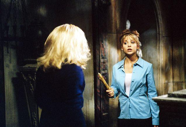 photo, Buffy contre les vampires Saison 1, Sarah Michelle Gellar