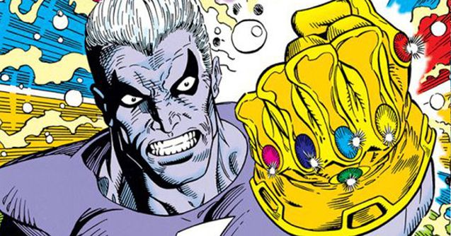 comics infinity war