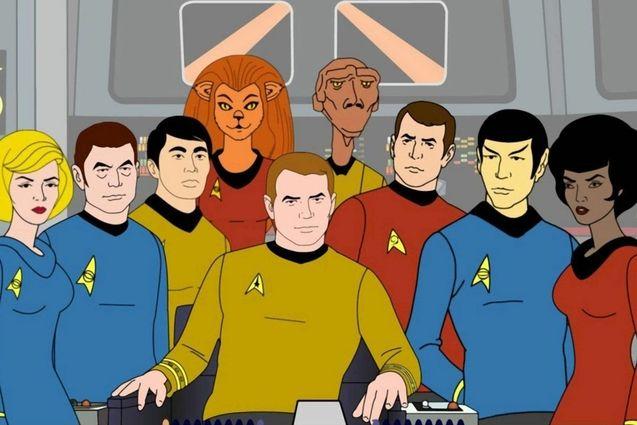 photo Star Trek