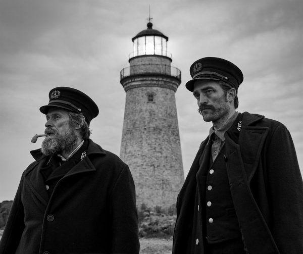 Photo Willem Dafoe, Robert Pattinson