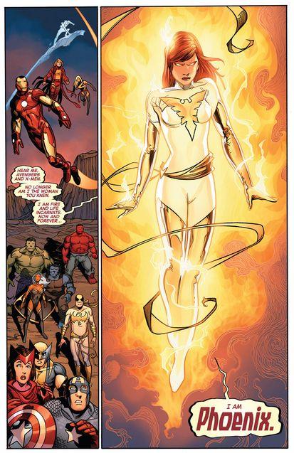 comics Avengers v. X-Men - Hope Summers