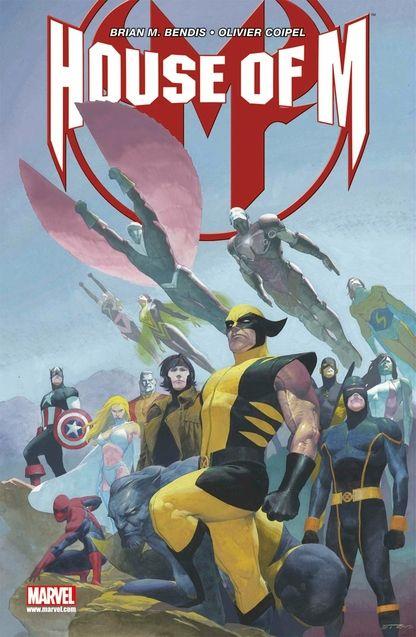 comics House of M