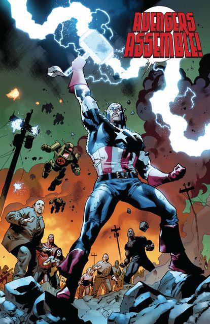 Captain America - Mjolnir