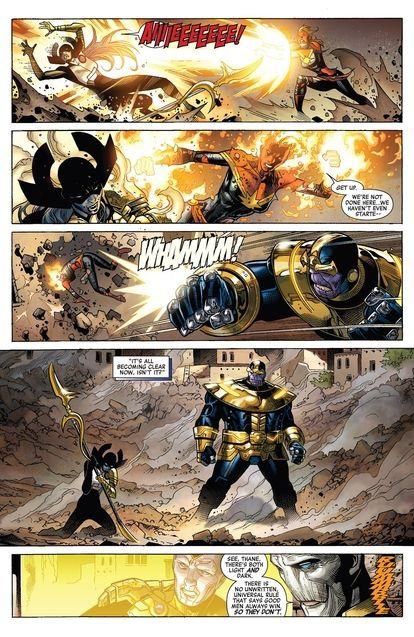 infinity 6 comics