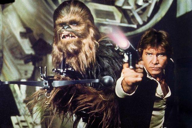 photo, Star Wars : Episode IV - Un nouvel espoir, Harrison Ford