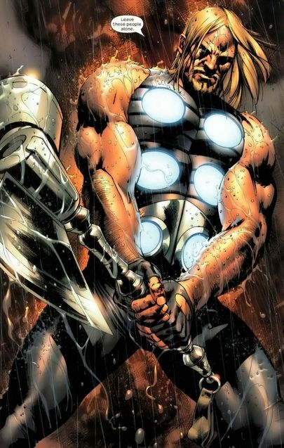 Ultimate Universe Thor