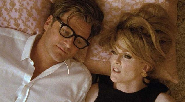 Photo Colin Firth, Julianne Moore