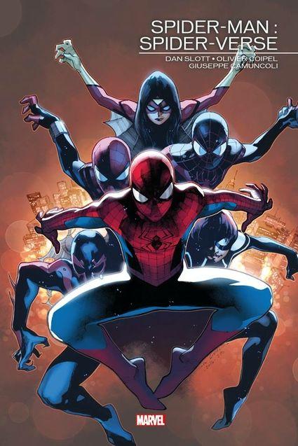comics Amazing Spider-Man - Spider-Verse