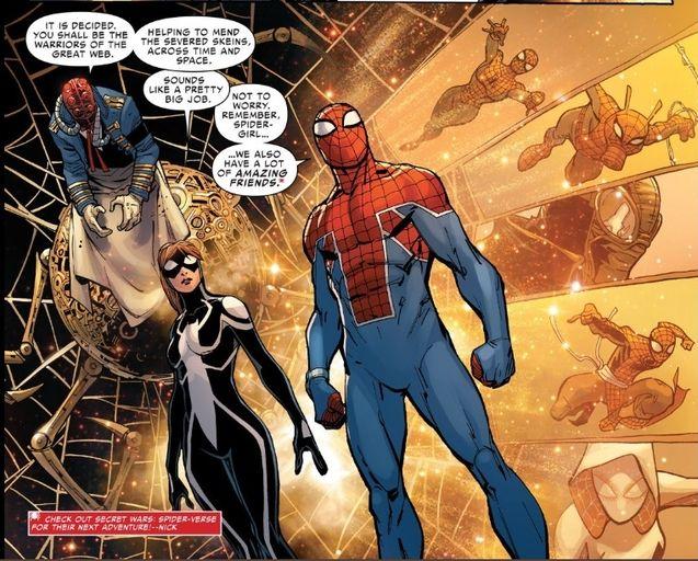 comics Spider-Man UK