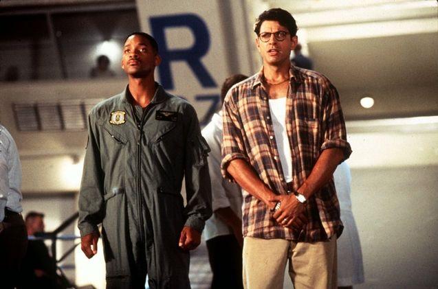 photo, Jeff Goldblum, Will Smith