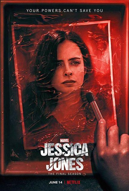 photo, Jessica Jones saison 3