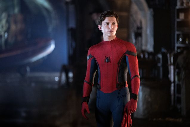 photo, Tom Holland