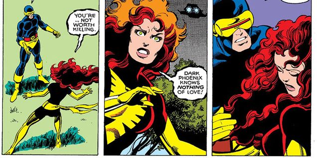 Uncanny X-Men Dark Phoenix - Chris Clairemont